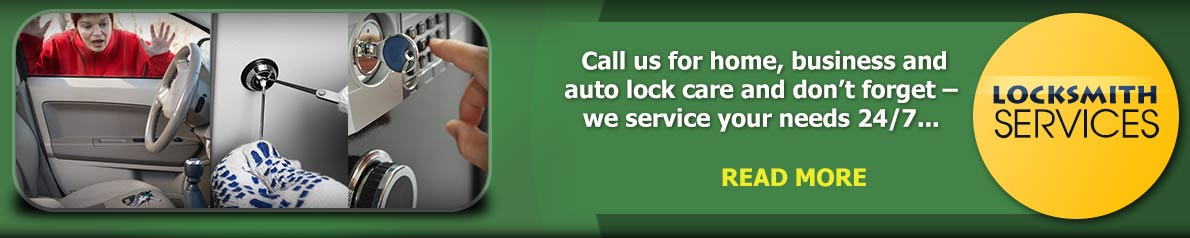 Locksmith Sherrelwood